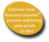 Discover how Textures Genesis process will bring your painted reprints to life